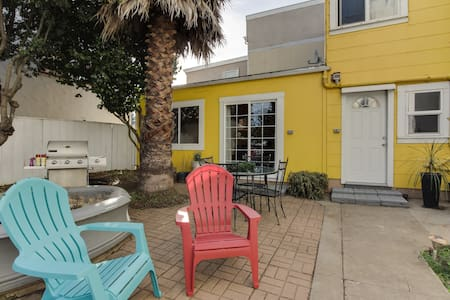 Privately Gated 1-Bedroom Cottage - San Francisco - House