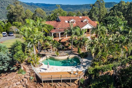 Hill Top Retreat - 25 mins to Gold Coast Beaches - Bonogin - Haus