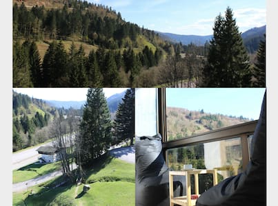 Appartement tout confort au calme - La Bresse - Condominium