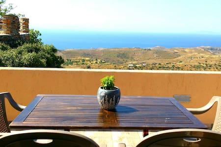 Ioulida View - Hus
