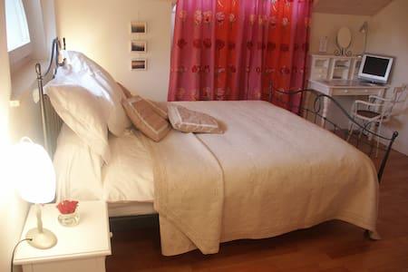 Cosy room in charming 19th century villa - Nyon - Villa