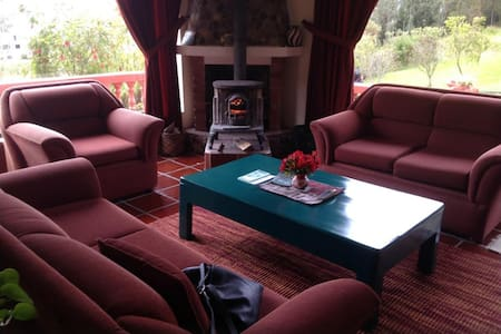 The Ali Shungu Mountaintop Lodge, Guesthouse #2 - Otavalo - House
