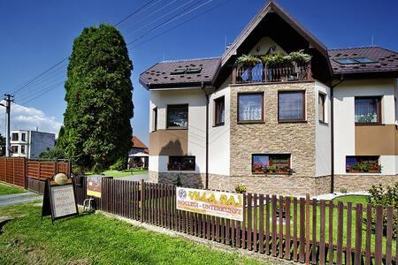 Villa Raj-Hrabušice-Slovenský raj - Hrabušice