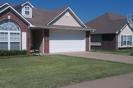 Bartlesville home with a great location - Casa