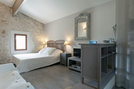 Bed and breakfast in Mas of Village - Fournes