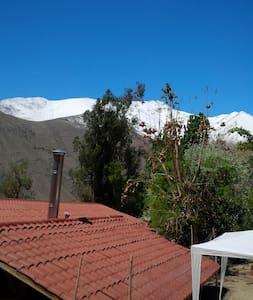 www.elgalpon-elqui.cl - Pisco Elqui - Casa