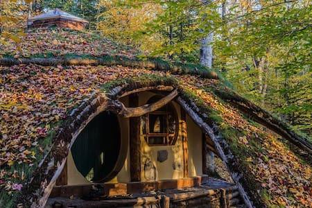 Maison de Hobbit - Nominingue - Grotte