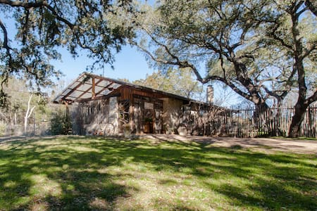 The Cowboy, a cottage among oaks - Wimberley - Haus