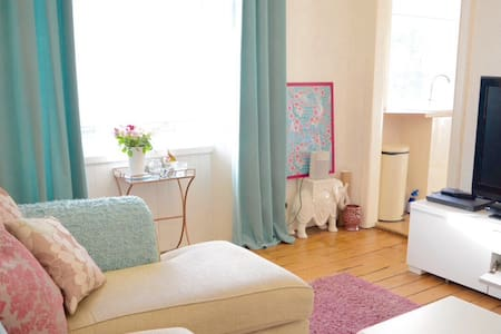 Bright, beautiful Portobello Flat - Apartament