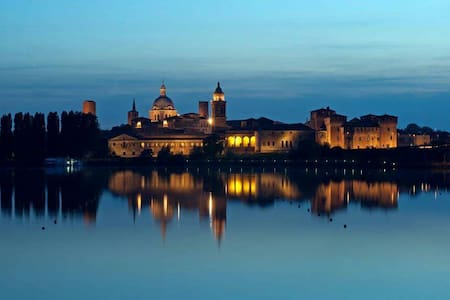 why don't you have a break in town? - Mantova