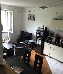 Appartement t1bis a 5 min du centre a pied - Byt