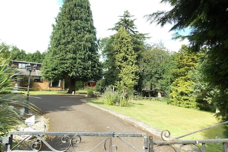 Private gardens,forest of dean - Bed & Breakfast