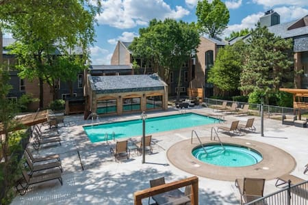 3 bed/ 3 bath Town Home - Oklahoma City - Townhouse