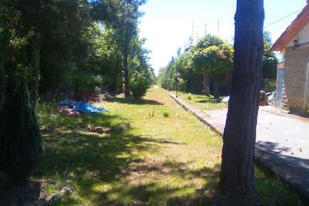 Casona vieja estscion d tren vasco - Urbina
