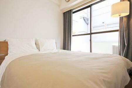 1min to Higashi Shinjuku Cozy & Quiet free wifi - Shinjuku-ku  - Apartment