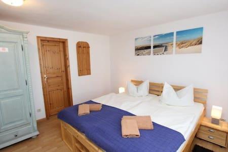 Strandurlaub in Prerow-Doppelzimmer - Daire