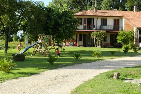 Agriturismo - Camera Matrimoniale - Bed & Breakfast