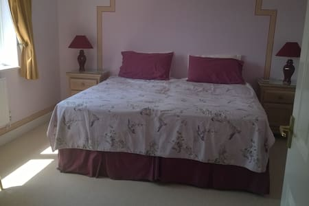 Lincs.en-suite twin/superking (6ft) bed/s Holbeach - Casa