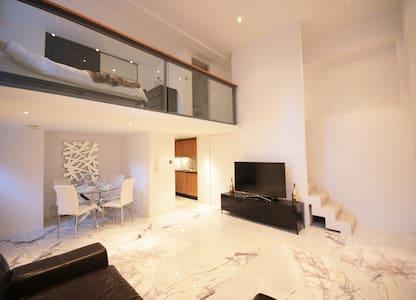 Stunning Luxury Duplex Flat