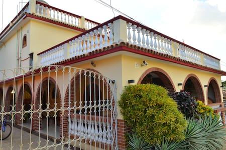 HOSTAL CUBA, Playa La Boca,Trinidad(Standard Room) - La Boca / Trinidad