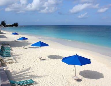 #1 BEACH :: CAYMAN - CORAL SAND BEACH FRONT - Condominium