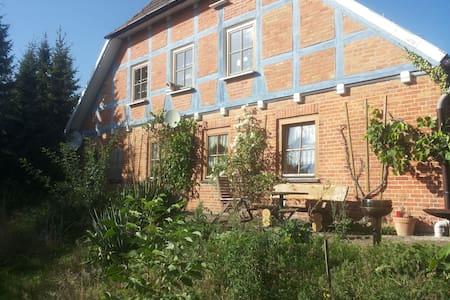 Ferienwohnung am Schwandter See - Rosenow - Apartamento