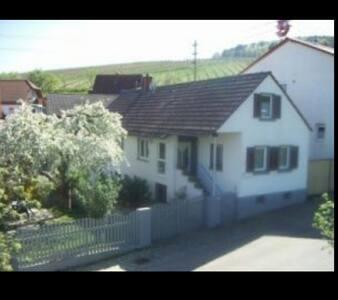 Besuchen Sie uns in dem Pfälzerwald - Casa