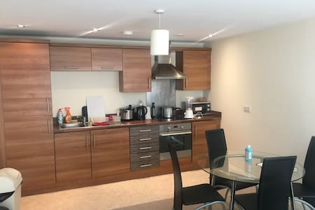 Morden Apartment in Coventry city. - Coventry - Lejlighed