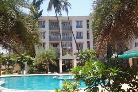 Go Goa - 5* property, close 2 beach - Lakás
