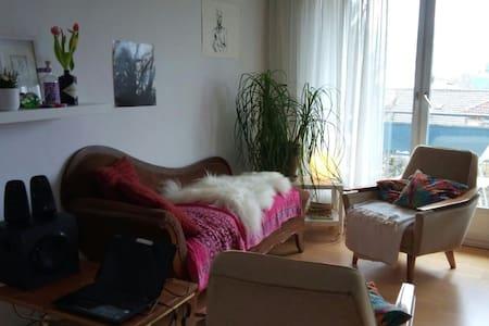 Ruhig - Gemütlich - Zentral - Wohnung