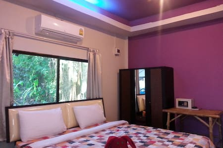 Private bungalow with aircon - Ko Chang - Bungalow