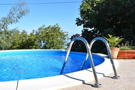 Holiday House with pool Gioia, Sveta Jelena - Mošćenička Draga - House