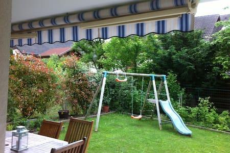 Bel appart. avec jardin ensoleillé - Seynod - Leilighet