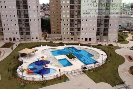 Apartamento condomínio clube! - Osasco - Pis