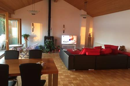 Gästezimmer mit Seeblick und gemütlichem Ambiente - Lejlighed