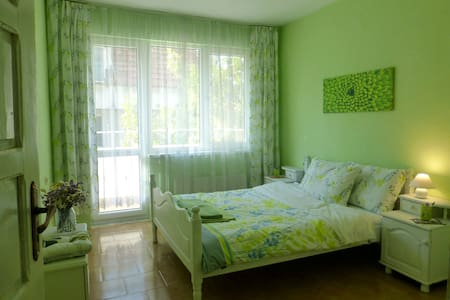 Large Bright Room in Quiet Center of Town - Varna - Flat