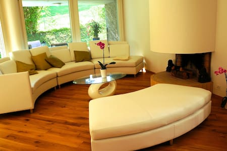 Rooms in Luxury Bungalow House - Villa