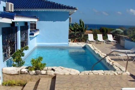 Blue Moon (5 bedrooms/9-10 guests) - Duncans - Casa de huéspedes