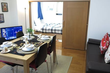 【6min】Shibuya ST☆Nice location☆WiFi - Shibuya-ku - Apartment
