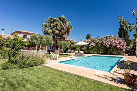 Villa with Private Pool in quit area - Agde - Villa