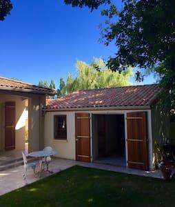 Chambre dans magnifique villa - Breuillet - Rumah