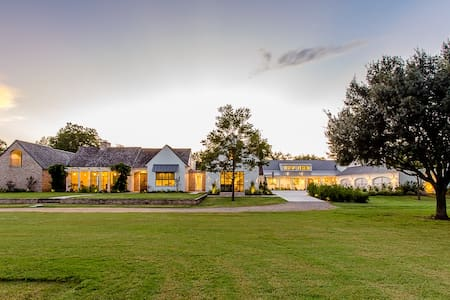 SUPER BOWL 2017 Luxury Executive 13,000 sqft Ranch - Ház