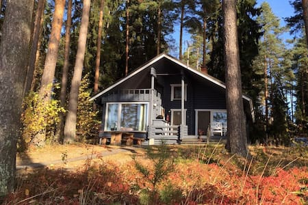 Log cottage on forested sunny plot! - Blockhütte