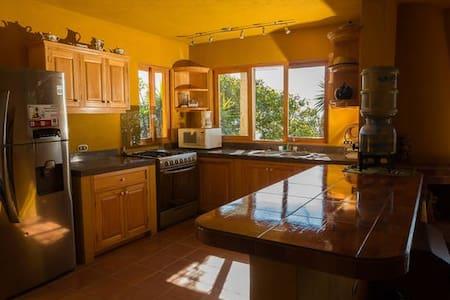 Casa Maria Vista. Fantastic view 2 - Santa Cruz la Laguna - Casa