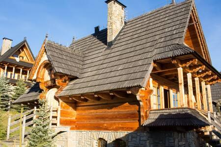 Domek Gerlach Lux Zakopane - Hus