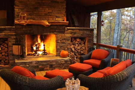 The Arrow C: The Ultimate Getaway near Boone - Fleetwood - Cottage