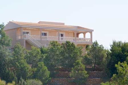 Wonderful villa in a quiet area with private pool. - Alicante - Vila