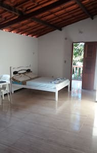 indipendent room near beach and city centrum - Paracuru - Lejlighed