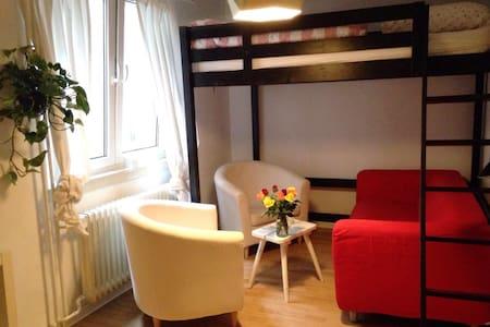 gemütliches Zimmer im Herzen der Altstadt - Mainz - Apartamento