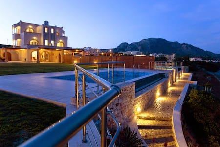 Kiotari Beach Villa, Rhodos - Villa